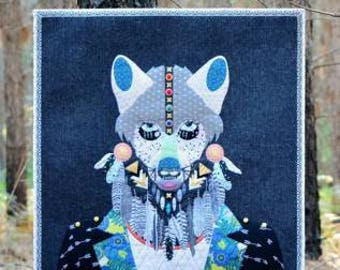Wild Spirit Pattern by Sew Quirky from Australia