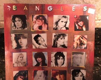 The Bangles Different Light - Factory sealed - Vintage Vinyl Record LP- Free Shipping! Features Manic Monday & Walk Like an Egyptian