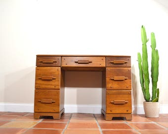 vintage art deco furniture. Vintage Art Deco Desk Furniture R