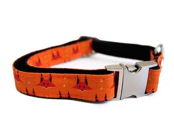 Ey Foxy Dog Collar