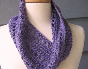 PATTERN 033 - Crochet Pattern to make the Karina Cowl