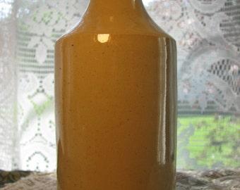 Vinage Stoneware Bottle
