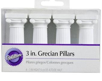 Wilton Grecian Pillars - 3 Sizes Available