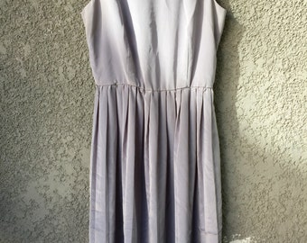 CLEARANCE  Large Silver Leslie fay dress