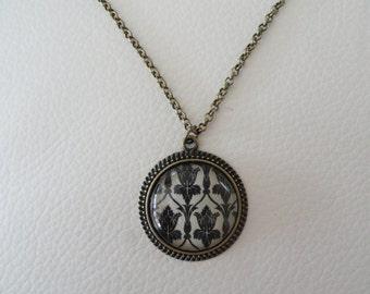 Sherlock 221B Necklace