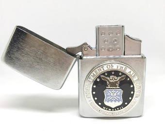 Air Force Pocket Lighter – Color