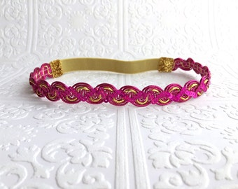 The Pink Mystic Shimmer Crown