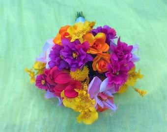 Tropical Orchid Bridal Bouquet