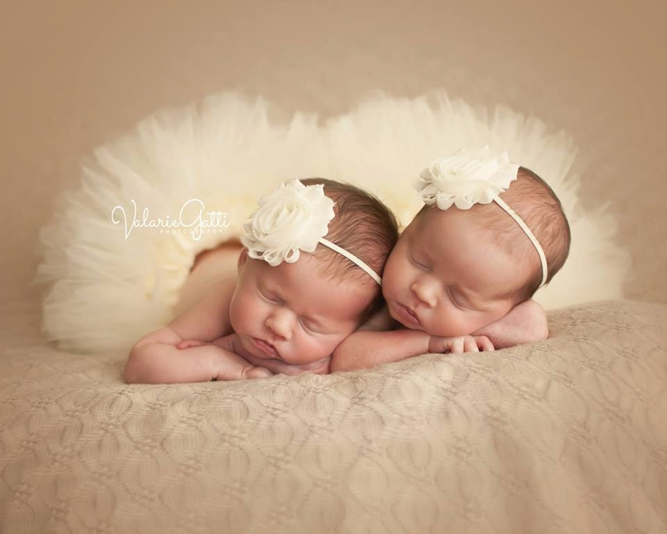 Newborn Photography Props For Twins