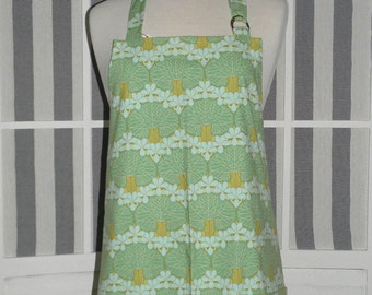 Amy Butler Nouveau Trees Kitchen Apron - FREE or PRIORITY Shipping