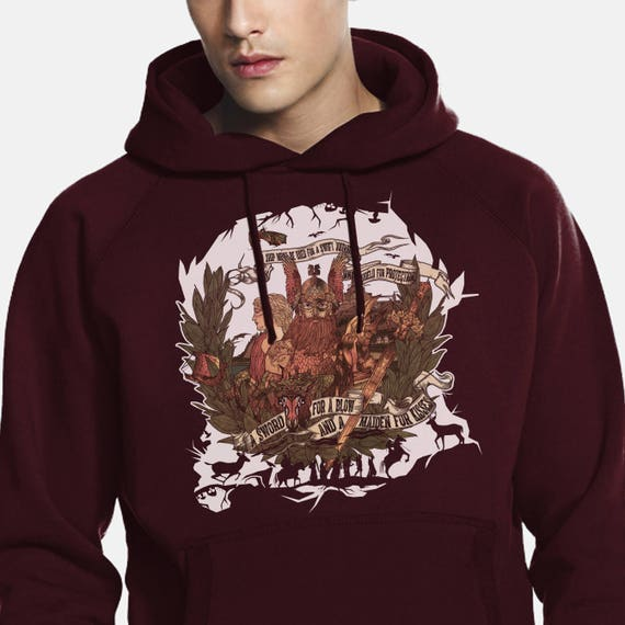 The Old Norse 3 - Viking Hoodie