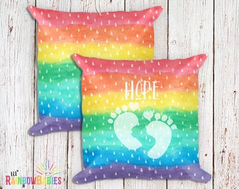 Rainbow Baby Pregnancy Encouragement Gift For Best Friend, IVF, Infertility Gift, Miscarriage, Trying To Conceive, Fertility, Adoption Gift