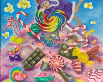 Sugar Plum Fairy *ORIGINAL
