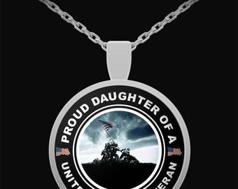 Proud Daughter Of A US Veteran