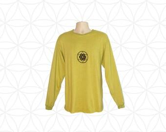 Mens Handmade Organic Cotton and Hemp Shirt - Custom made to order WJFkMkh