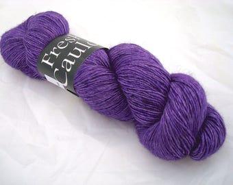 Purple- Valkyrie Sock