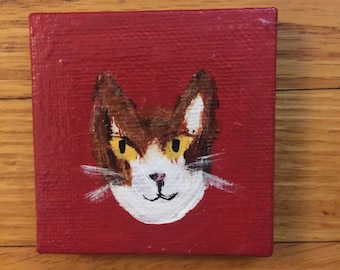 Miniature Pet Paintings