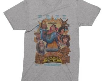 Vintage Retro Design La India Maria T-shirt Design