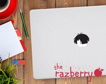 Dragonball Z Macbook Decal Sticker Dragonball Z Trunks Decal Goku Gohan Macbook Sticker Macbook Pro Macbook Air Decal Sticker Piccolo Freeza