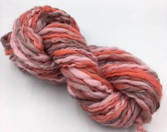 Hand Spun Merino Yarn, 95g