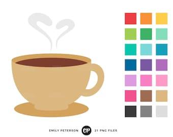 30 off coffee clipart kawaii coffee clipart cute coffee rh etsy com clipart coffee mug and biscuits clipart coffee mug and biscuits