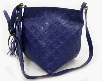 CLEARANCE SALE - Alex Genuine Leather Shoulder Bag