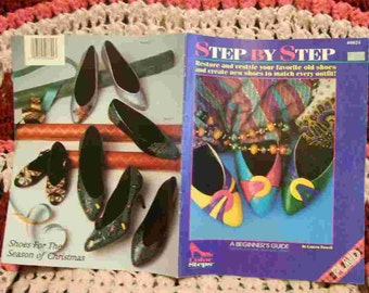 Step by Step - A Beginners Guide Restore and Restyle Your Favorite Old Shoes