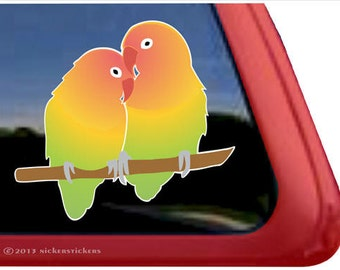 """Lovebirds 