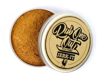 Jerk-It Dry Rub