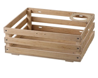 Classic Wooden Crate