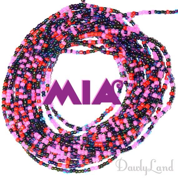 Waist Beads  ~Mia~ YourWaistBeads.com