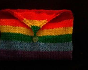Pride flag bag