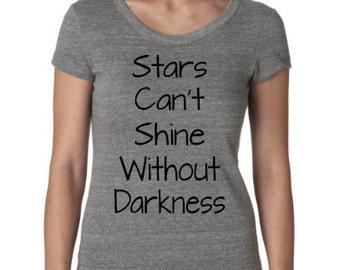 Stars can't shine Tee