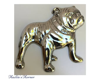 Bulldog Medallion XL