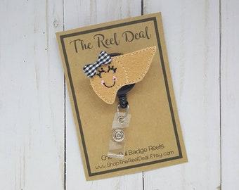 Liver Badge Reel, Hepatology Badge Reel, Feltie Badge Reel, RN Badge Reel, Interchangeable Badge Reel, ID Badge Reel