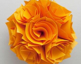 Honey Yellow Flower Ball
