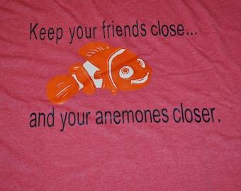 Keep Your Friends Close Sea World T-Shirt