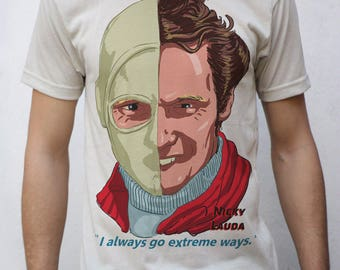 Niki Lauda T shirt Artwork