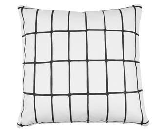 GLAZE White Cushion from Florrie+Bill