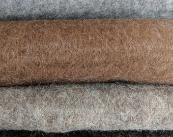 """Alpaca Flats Pressing Mats, 18""""x 23""""x 1/2""""; for ironing quilts, embroidery, and other machine and hand-sewing projects"""