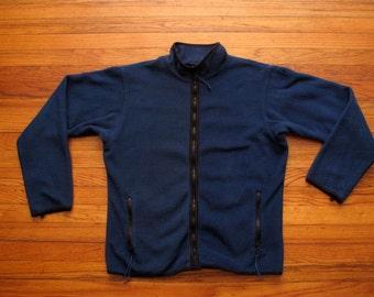 mens vintage REI fleece jacket
