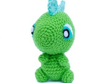 Dinosaur Stuffed Animal - Dinosaur Plush - Crochet Dinosaur - Custom Dinosaur - Dinosaur Birthday - Dinosaur Decor - Dinosaur Gift