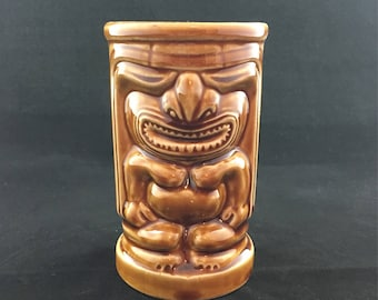 Orchids of Hawaii Tiki Mug