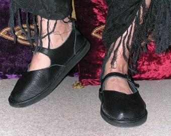 Mary Jane Shoe Black