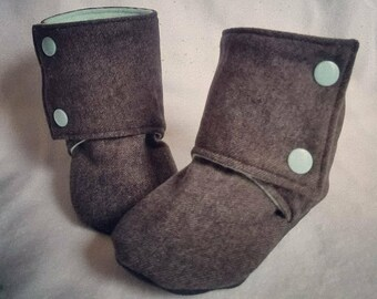 Toddler Stay-on Slippers