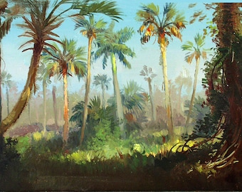 Everglades Scene