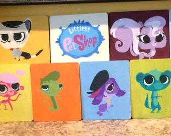Littlest Pet Shop Pet Painting