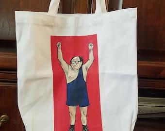 The Trashman (Danny DeVito) Tote Bag