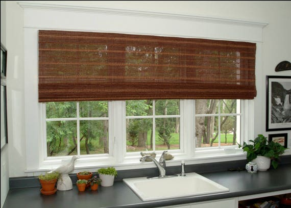 Bamboo Blinds Woven Shades Custom Woven Wood Shades Bamboo