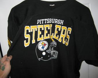 1978 vintage Pittsburgh Steelers football jersey shirt